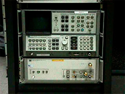 spectrum analyzer radiated emission