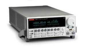 Laser Characterization Keithley