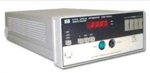 Optical attenuator HP8157A