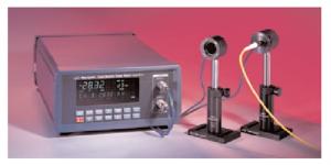 Optical power meter Anritsu 2835C