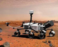 Parts evaluation for Mars environment related application