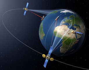 Quantum Photonic Transceiver Space Applications