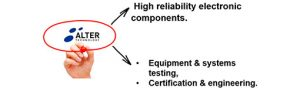 high reliability electronic components
