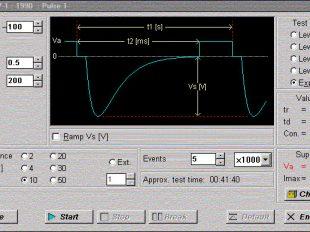 Pulse 1 ISO 7637-1