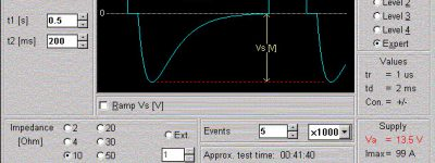 Pulse 1 ISO 7637-1Pulse-1-ISO-7637-1
