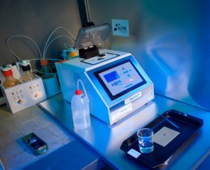 Wet chemical jet etching equipment
