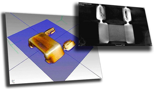 3D-X Ray inspection