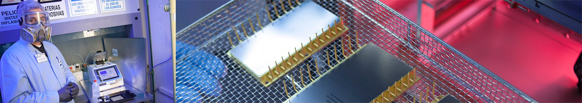 Resistance to Solvent Electronic Component