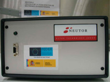 neutron detector radiotherapy