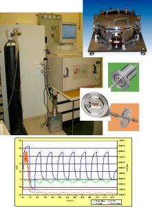 Extreme temperature and vacuum testing capabilities