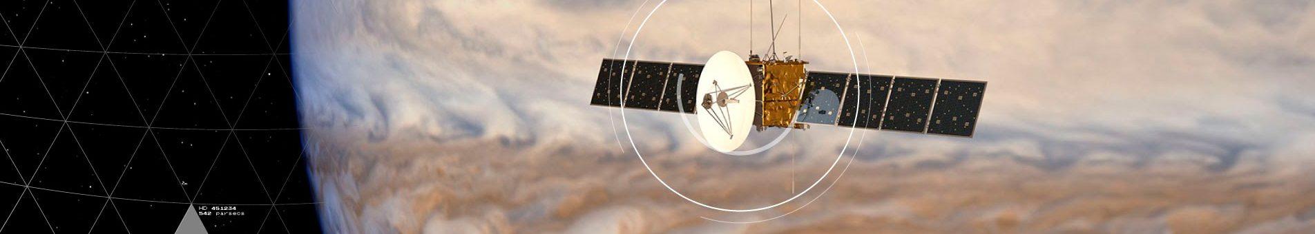 JUICE ESA spacecraft