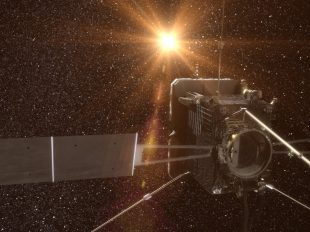 Solar Orbiter Satellite