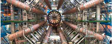 CERN high-energy accelerator environment 1