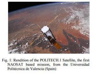 NaoSat nanosatellite