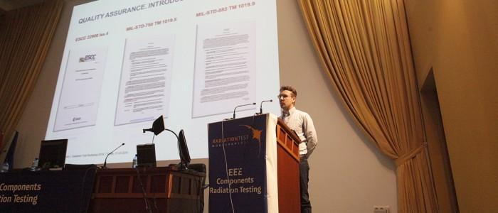 Radiation Test Workshop Alter Technology
