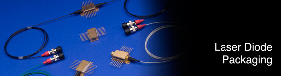 laser diode packaging optocap