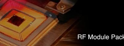 rf module packaging
