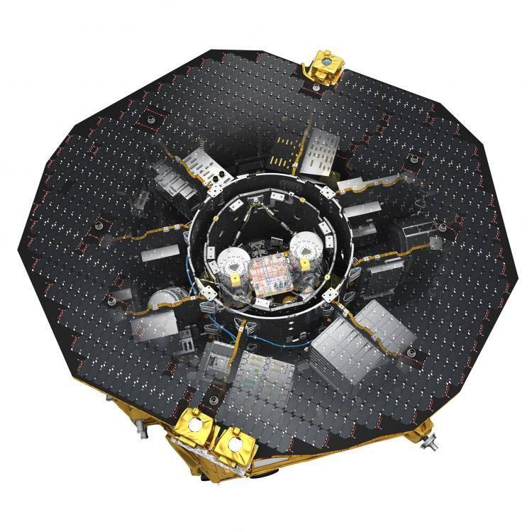 ESA LISA Pathfinder