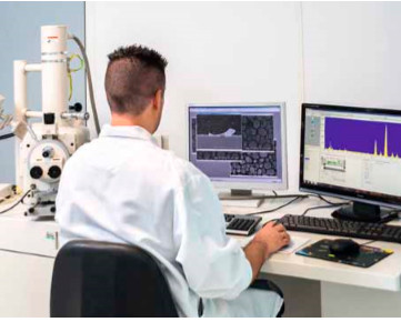 Material analysis hirex engineering