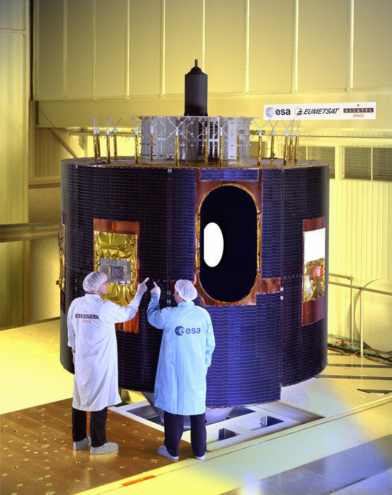 Meteosat Second Generation MSG