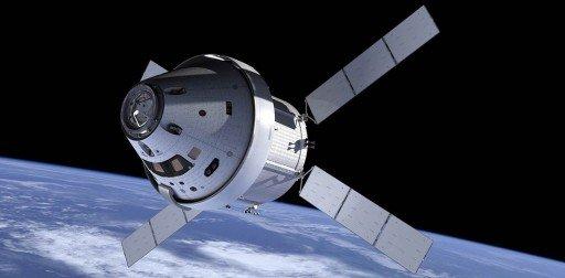 Orion MPCV
