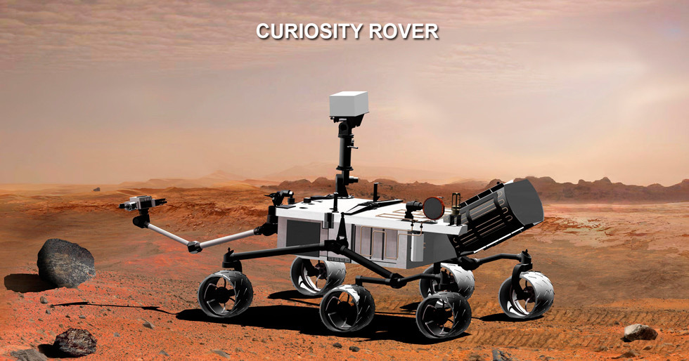 rover curiosity alter technology