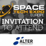 space tech expo invitation