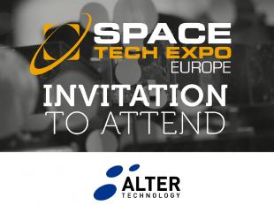 space tech expo invitation