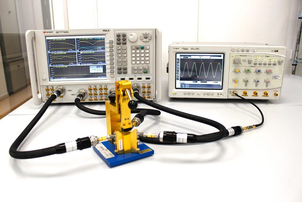 RADIO FREQUENCY Engineering Testing Hi Rel Components EEE