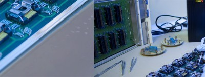 COTS componentes comerciales listo para su uso en espacio