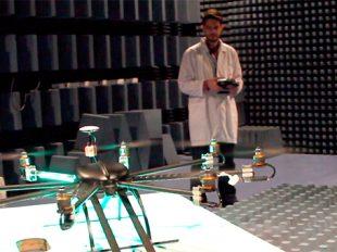 drones rpas testing services