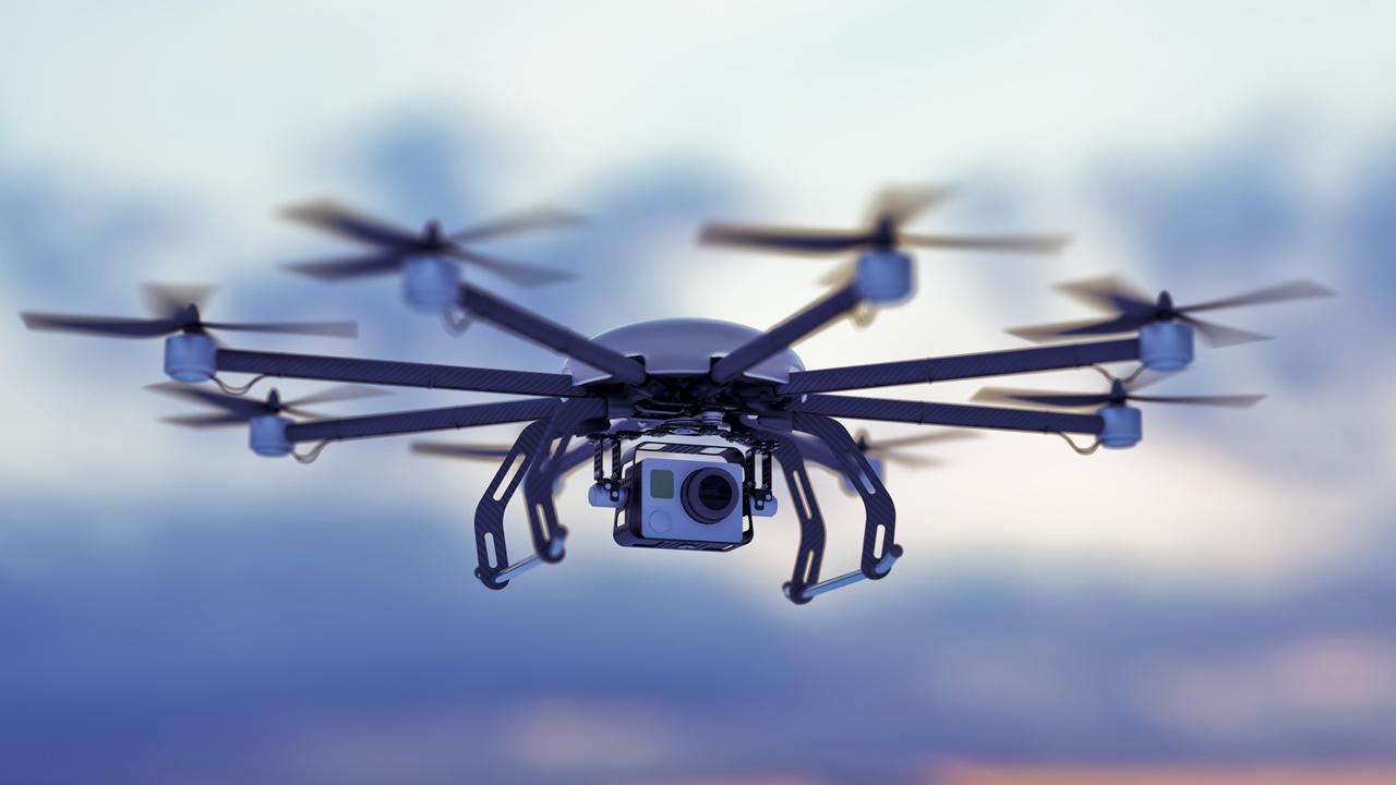 Commander photo drone et avis drone agriculture