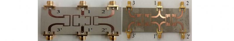 BBalanced-to-Balanced Microstrip Diplexer Based on Magnetically Coupled Resonators