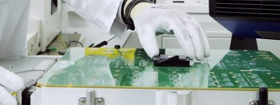 Relifing Electronic Components