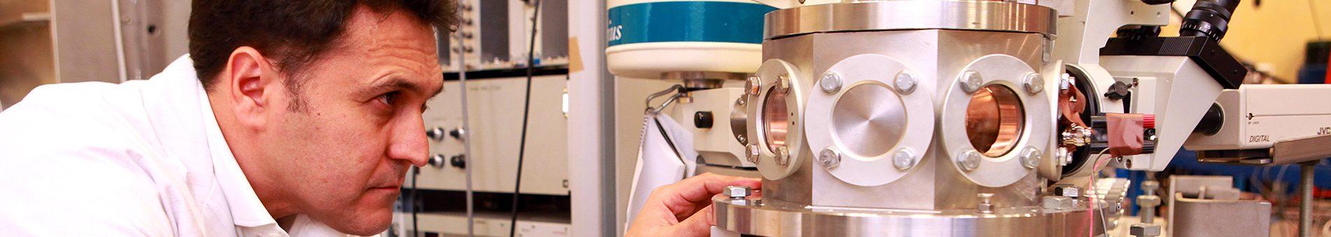 ensayos de laboratorio