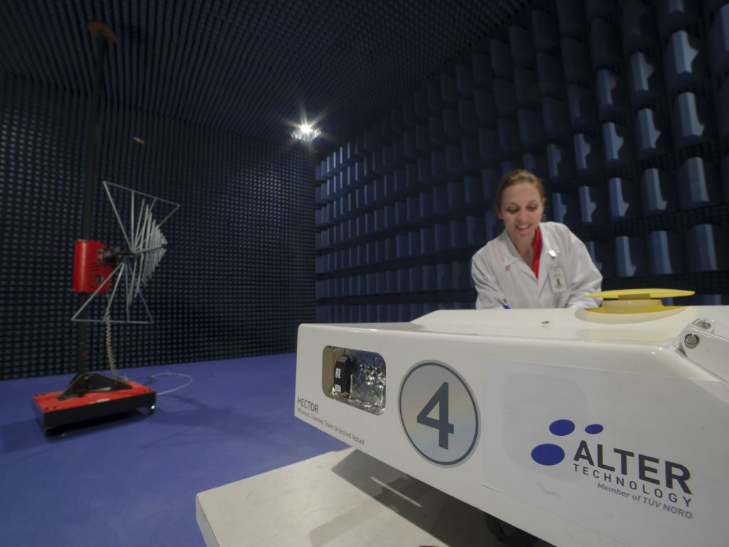 Electromagnetic Compatibility Anechoic Chamber