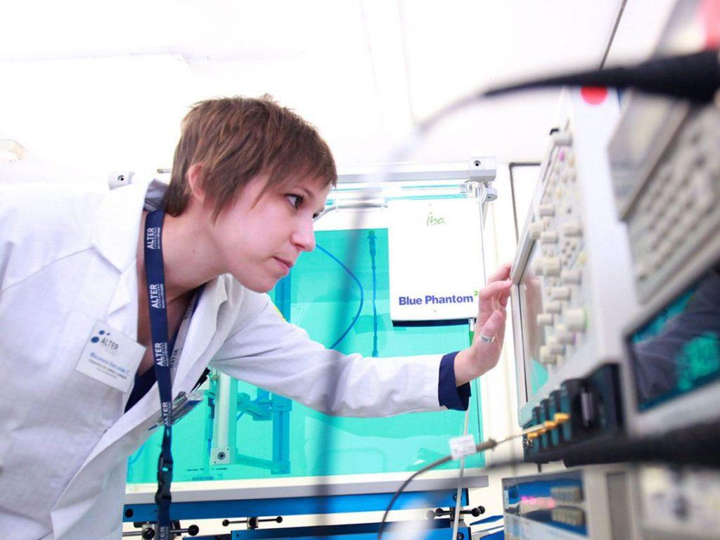 Radiation Testing ionizing dose tests