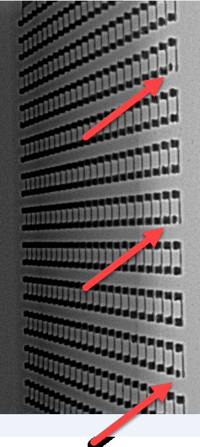 Flip chip assembly