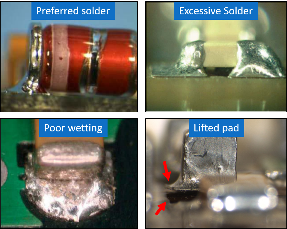 soldering verification