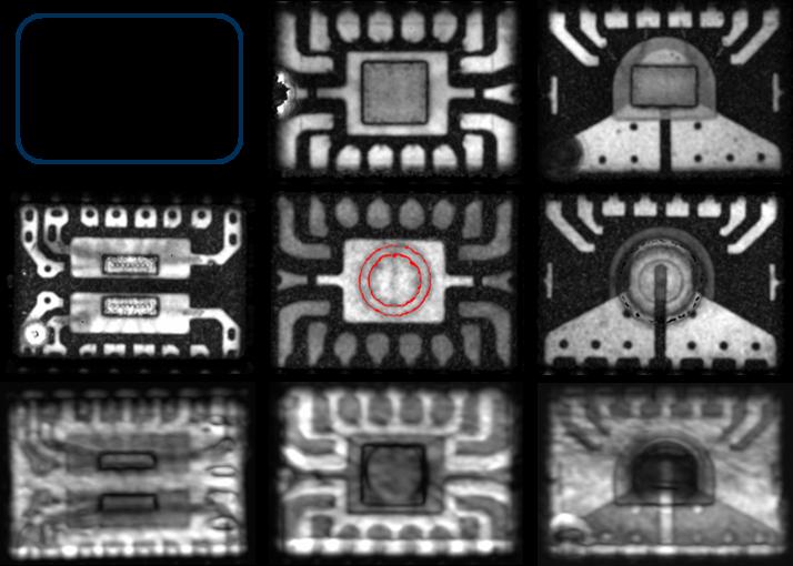 Imagen examples C-SAM