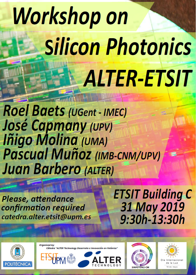 Workshop_Silicon_Photonics Madrid