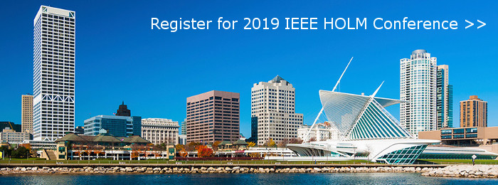 IEEE Holm conference on electrical contacts