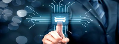 Electronic components for motor vehicles- the solution in New Space