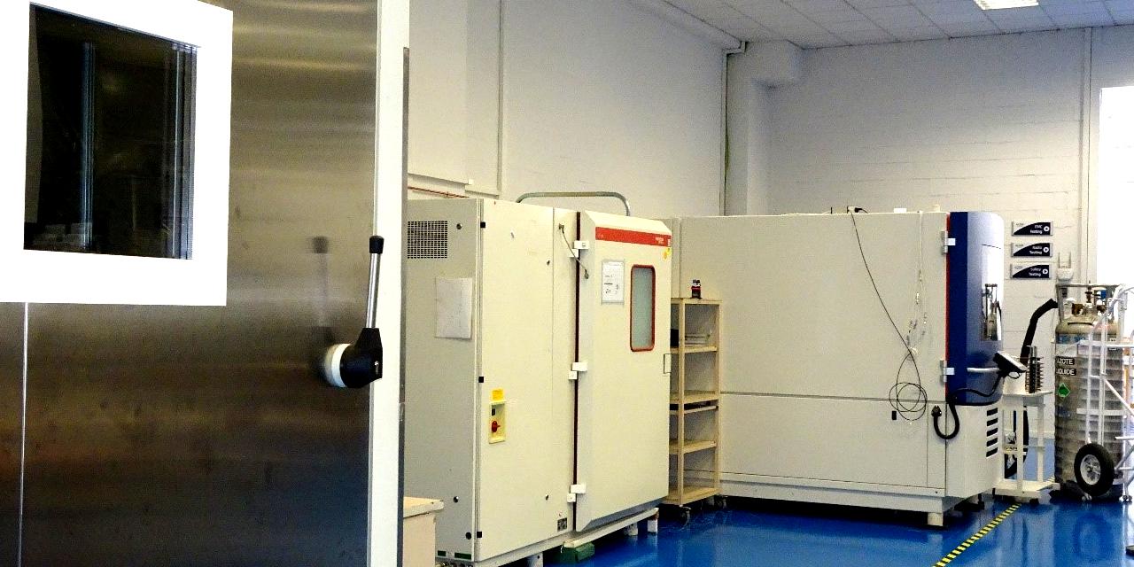 laboratorio de equipos y certificación