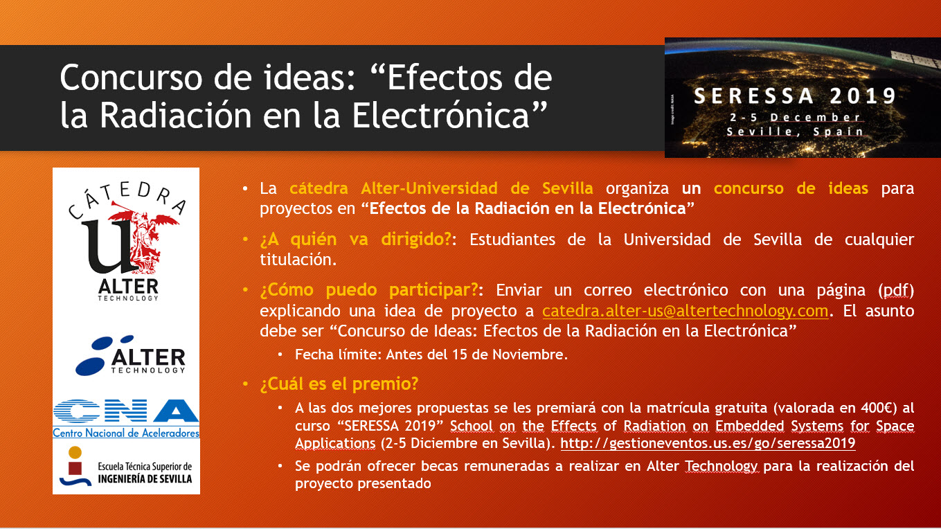 Efectos de la Radiación en la Electrónica