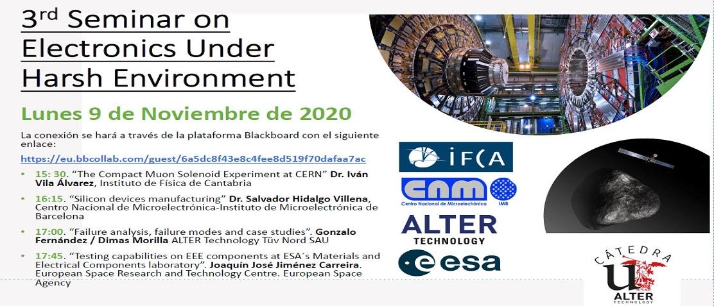 Seminar on Electronics Under Harsh Environment