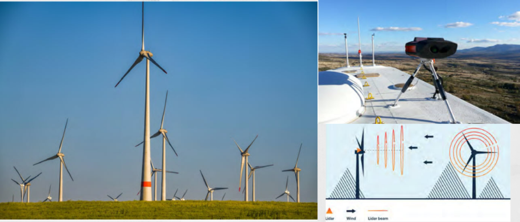 CONTINUOUS WAVE DOPPLER LIDARS FOR WIND ENERGY
